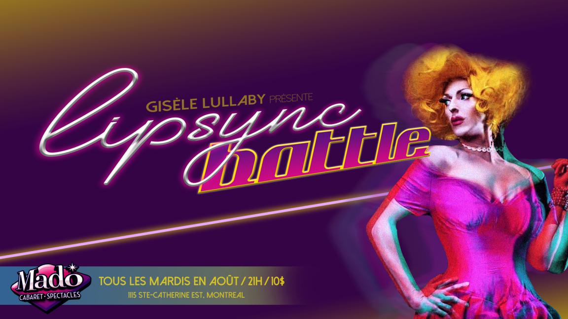 Lipsync battle-Animé par Gisele Lullaby!