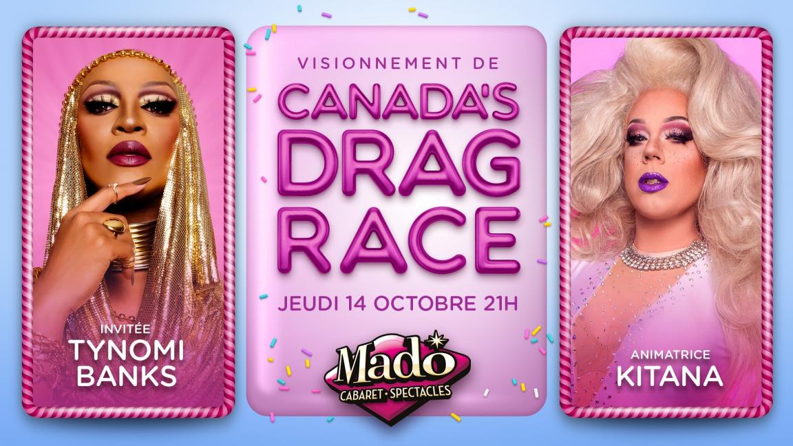 Visionnement de Canada's Drag Race Saison 2