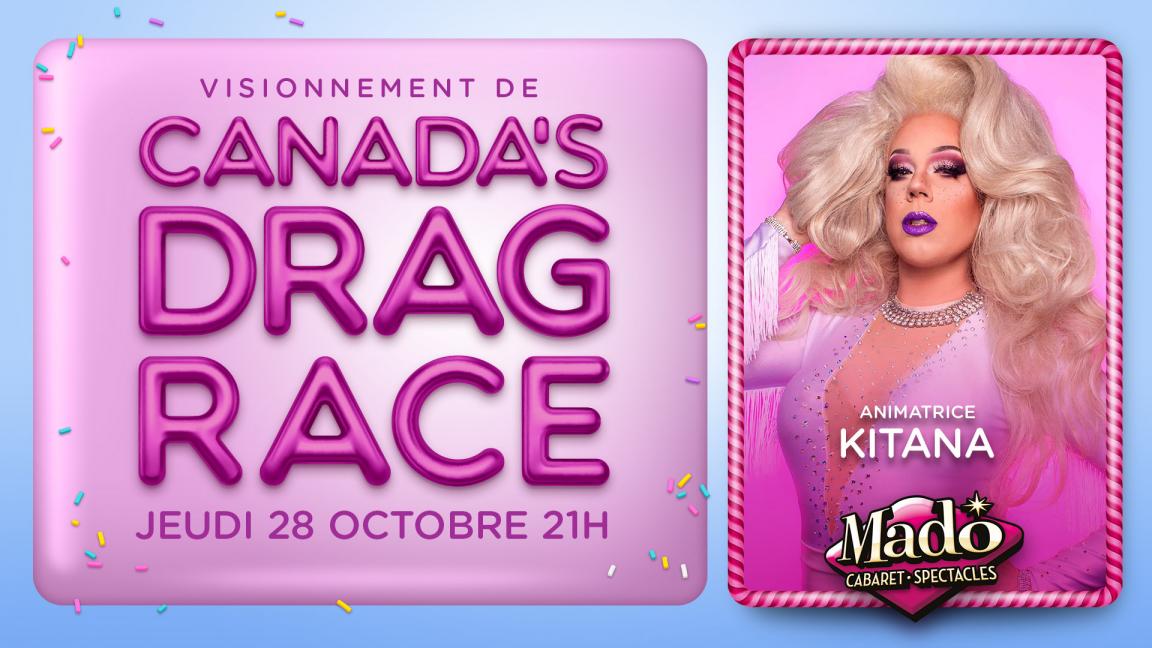 Visionnement de Canada's Drag Race Saison 2 gratuit billet obligatoire