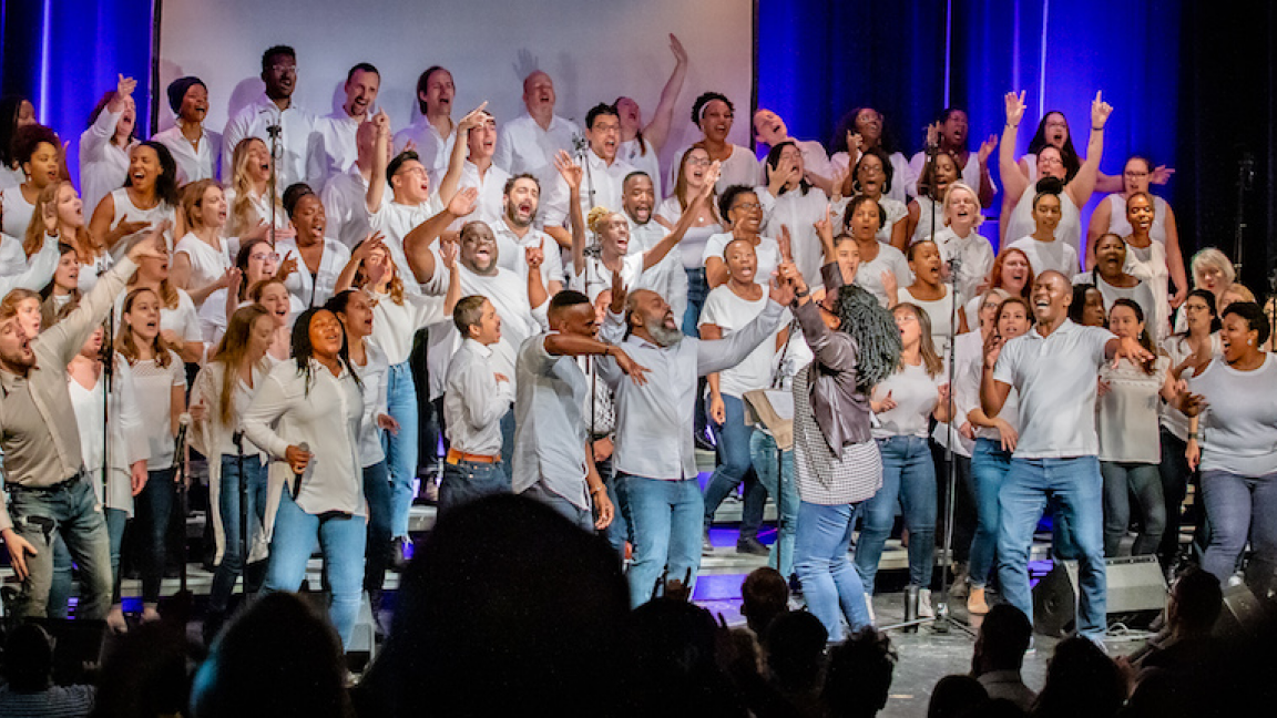 MONTREAL GOSPEL CHOIR | Can't Stop! Won't Stop!