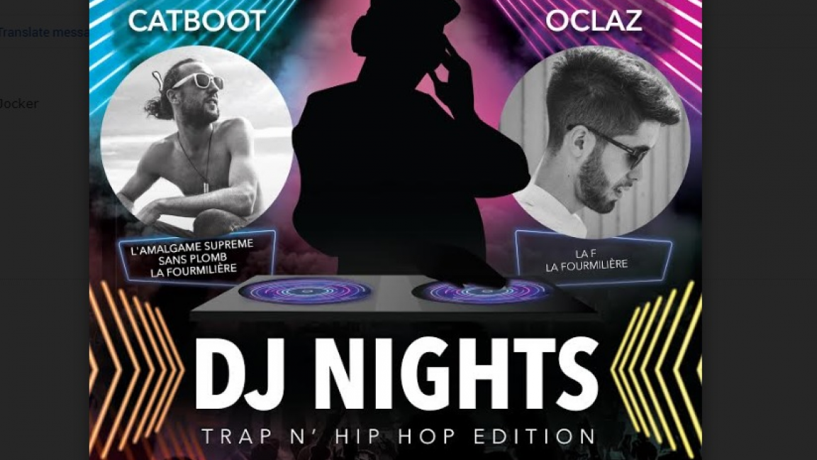Hip Hop DJ Night au Jockey : Kirouac // Oclaz