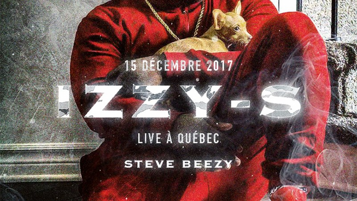 IZZY-S @ LE CERCLE