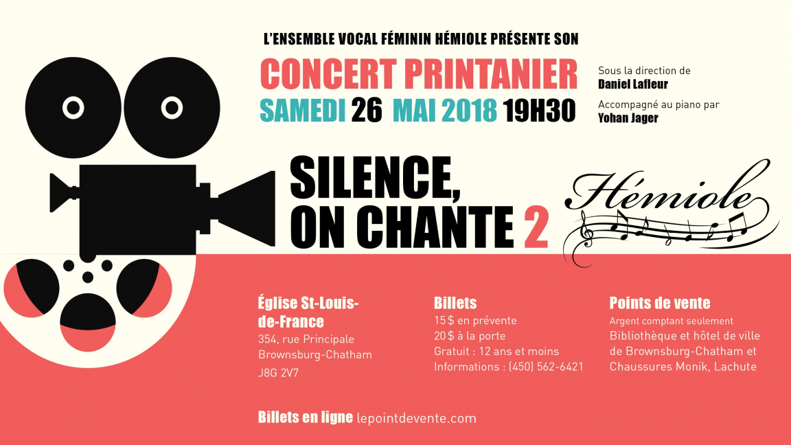 Silence on chante 2
