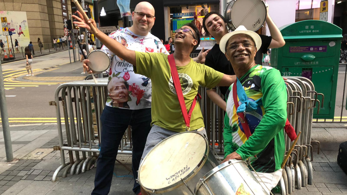 Hong Kong Samba Percussion School