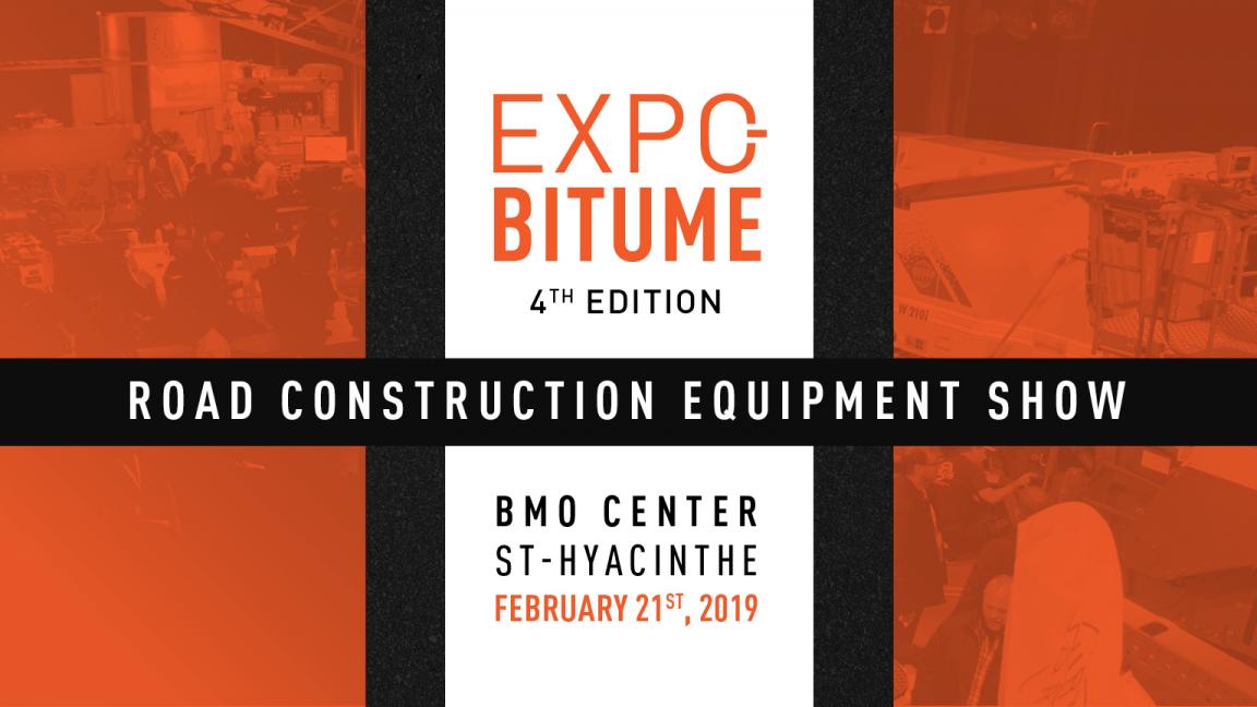 Expo-Bitume - 4th Edition - EXHIBITORS