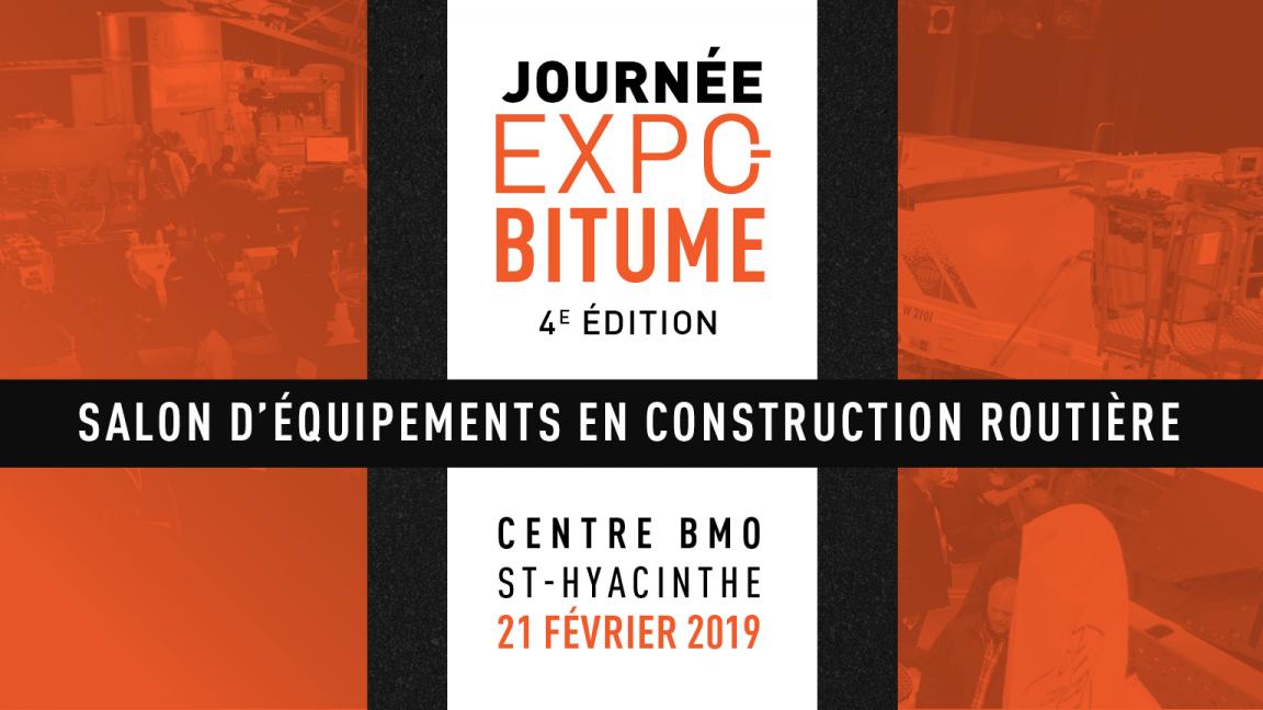 Journée Expo-Bitume 2019 - 4e Édition - VISITEURS