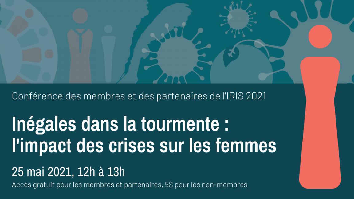 Inégales dans la tourmente : l'impact des crises sur les femmes