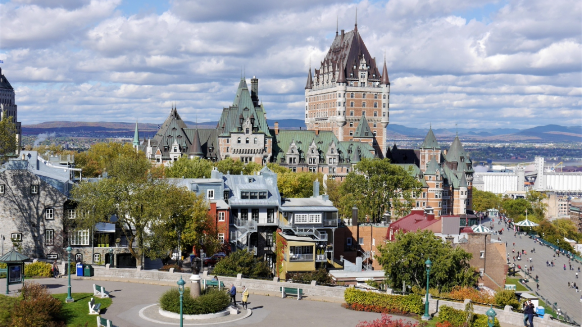 Québec City Orientation Tour - First Departure (10 a.m. to 4:30 p.m.)