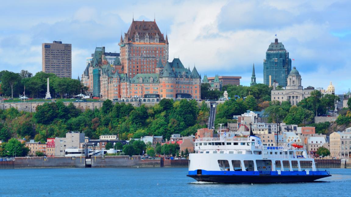 Visite du Vieux-Québec et Traverse Québec-Lévis - 19 septembre 2020