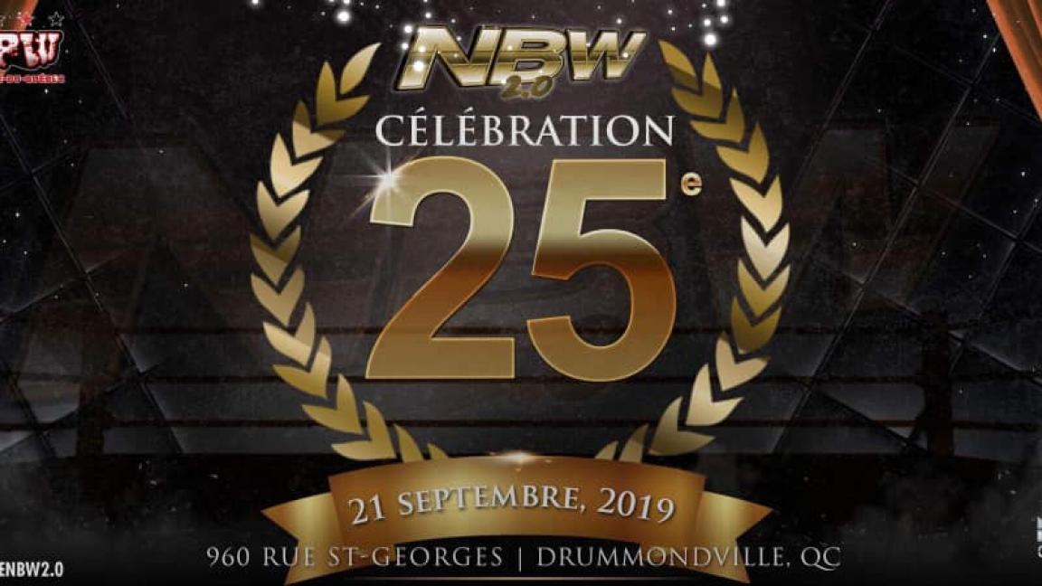 Les 25 ans de la NBW