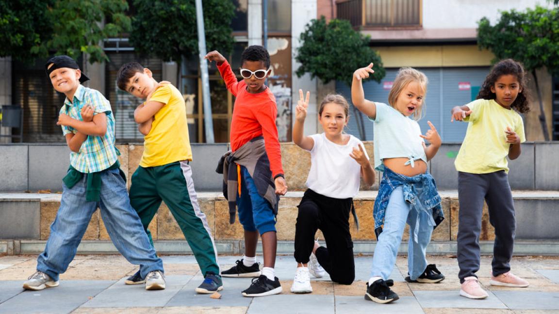 Ateliers de danse: initiation à la danse 3 à 7 ans!