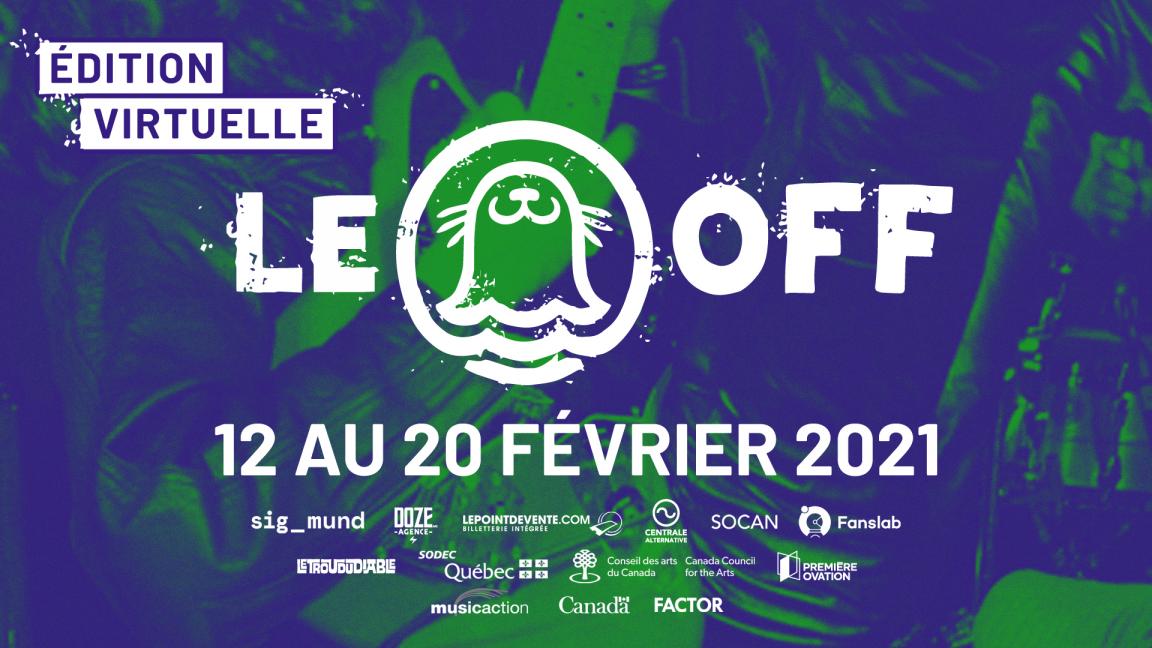 Laissez-passer Le Phoque OFF 2021