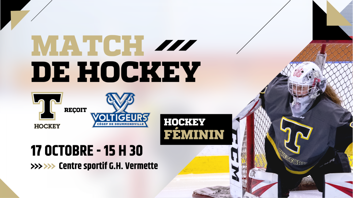 Match Filons Hockey Féminin 17 octobre 2021