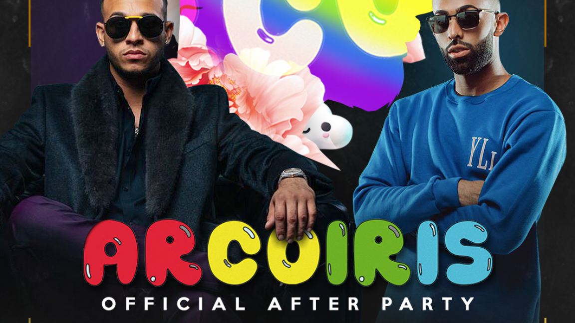 Arcoiris afterparty