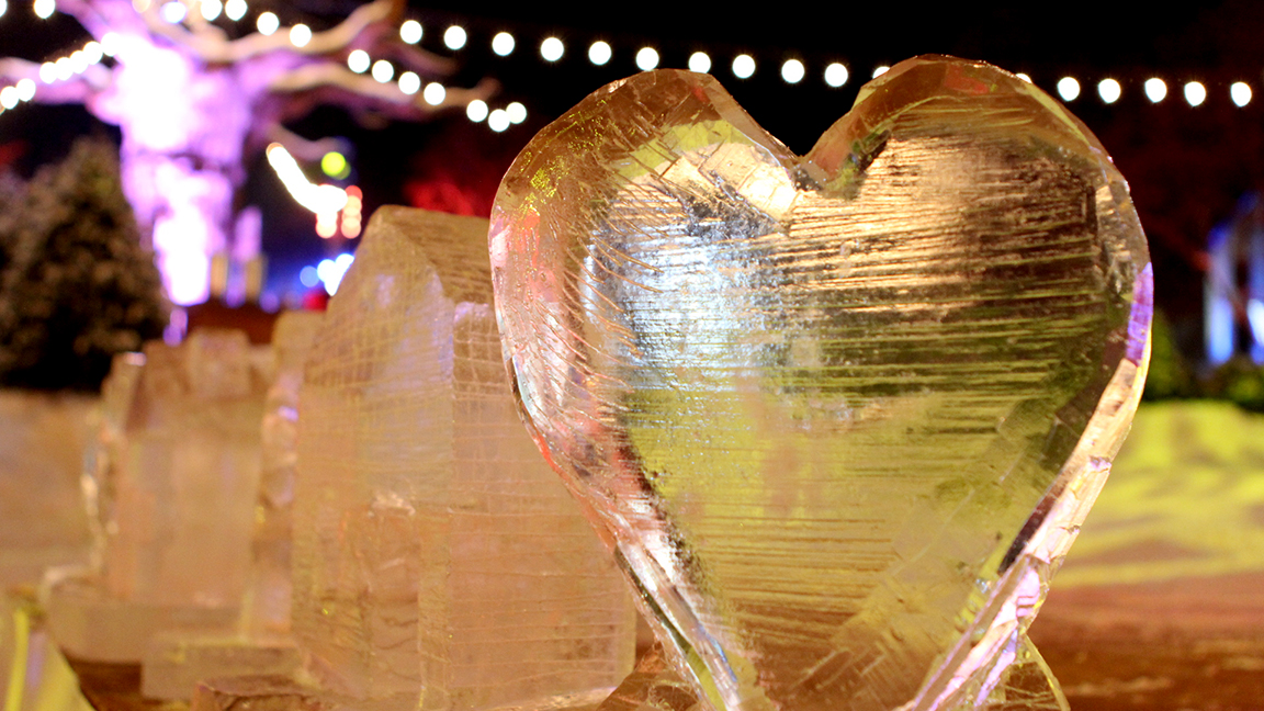 Ice Sculpture Workshops - Groups of 20 or more