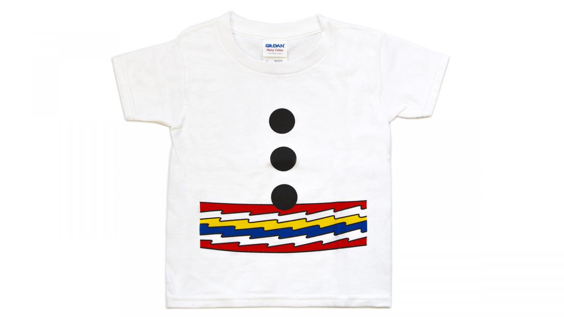 « Petit bonhomme » Children's Shirt