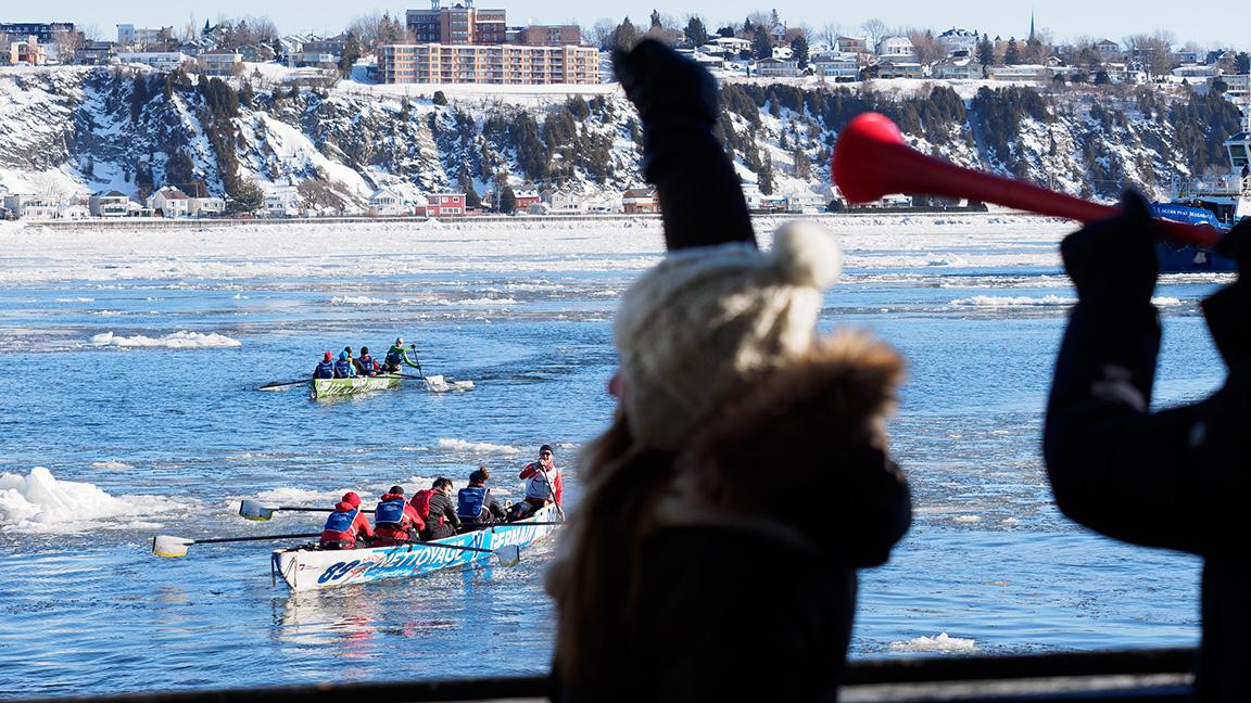 Canoe Race VIP Experience