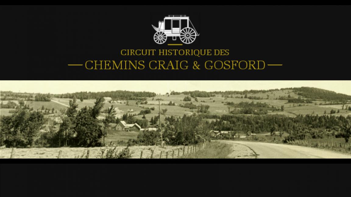 Rallye historique des Chemins Craig et Gosford