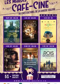 Café-ciné: Abonnement annuel