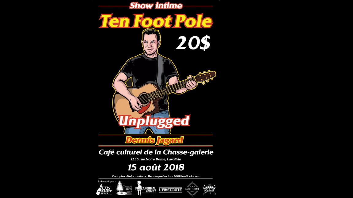 Ten Foot Pole Unplugged