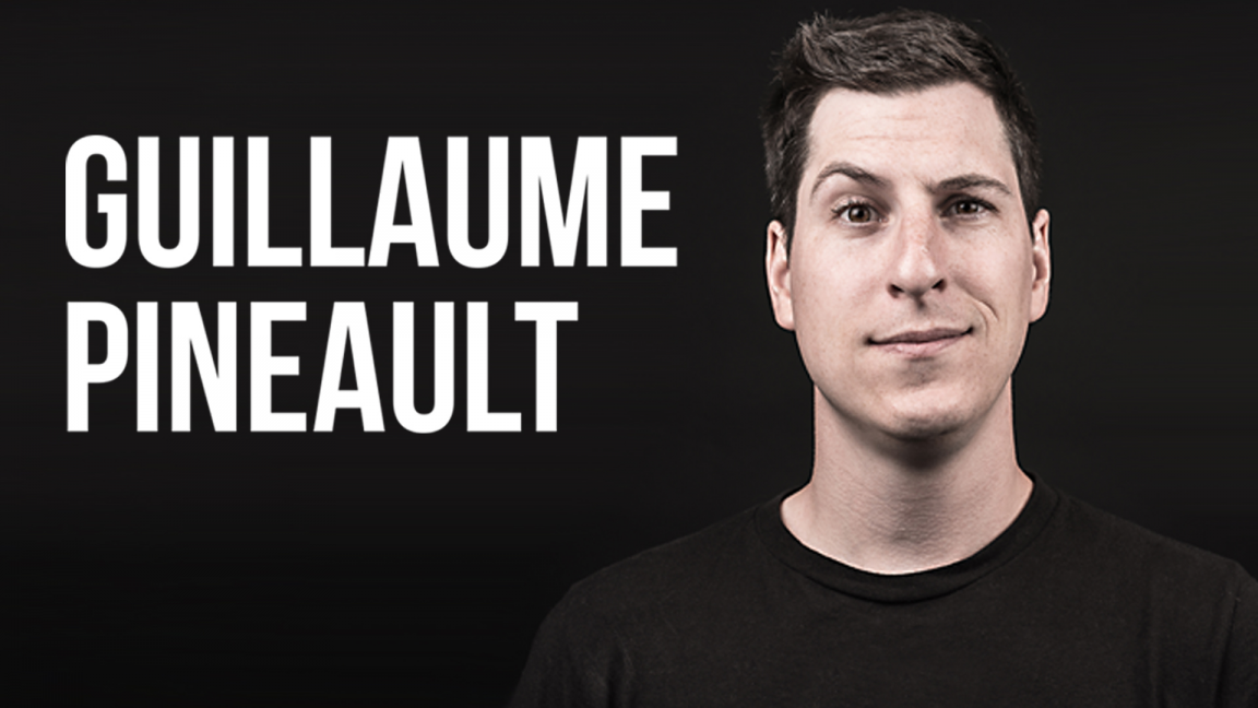 Humour: Guillaume Pineault