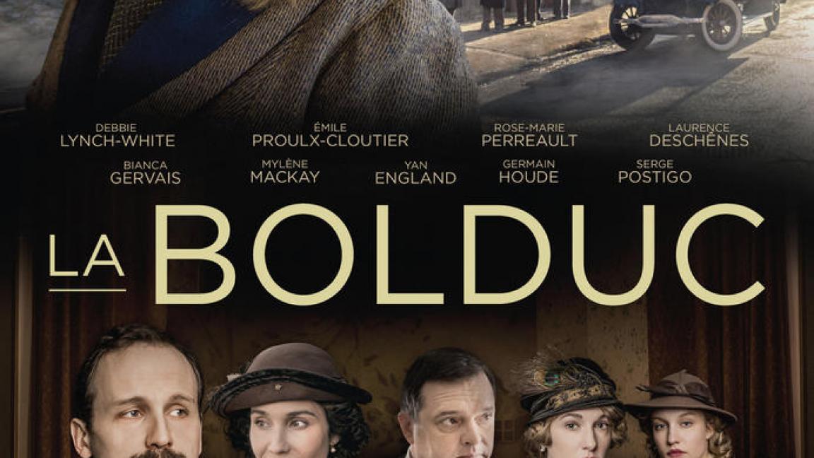 Café-ciné: La Bolduc