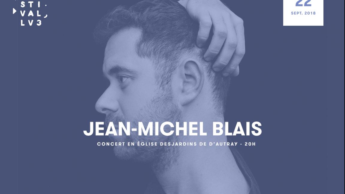 Festival LV3 - Jean-Michel Blais
