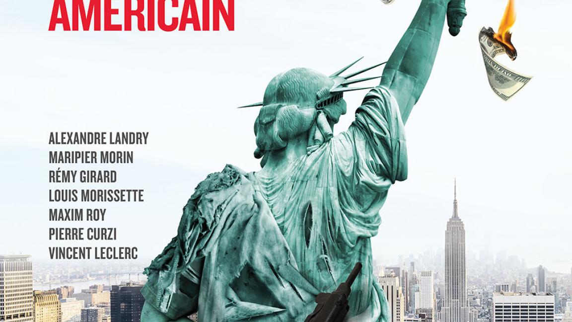 Café-ciné : La chute de l'empire Américain