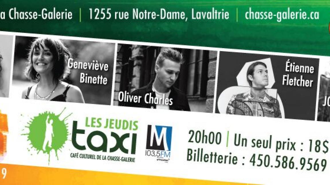 Les Jeudis taxi: 7 février