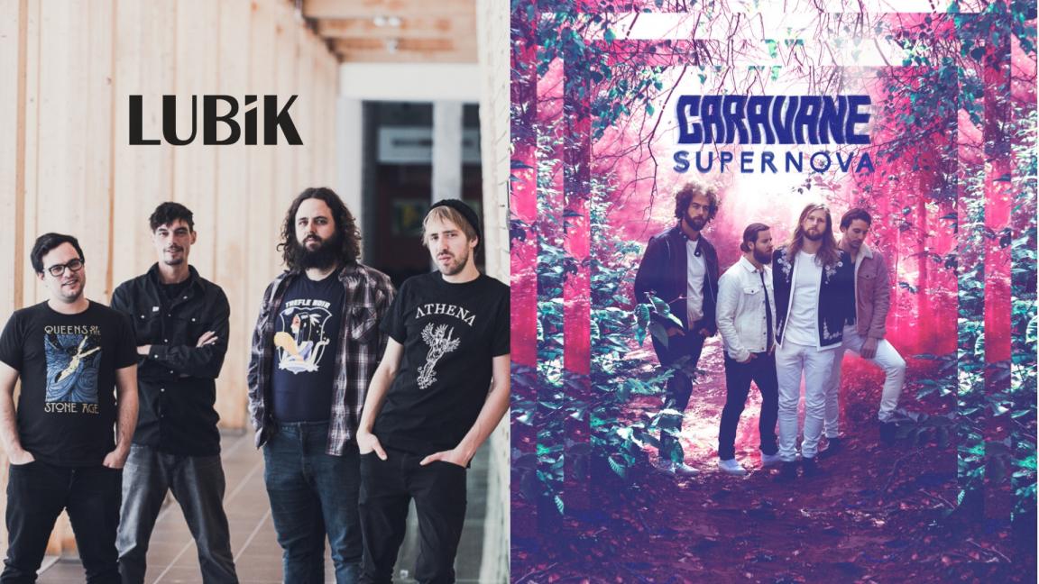 Série Coup de Coeur : Caravane et Lubik