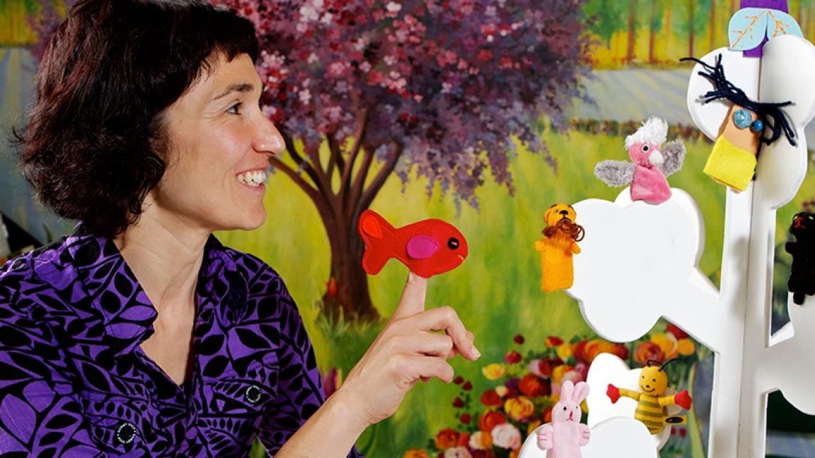 Festival Petits Bonheurs : Conte et atelier de marionnette à main