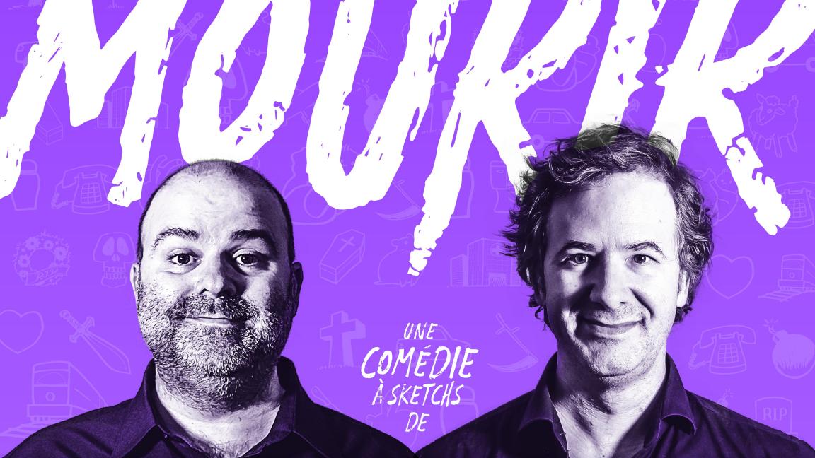 Humour : Laurent Paquin et Simon Boudreault
