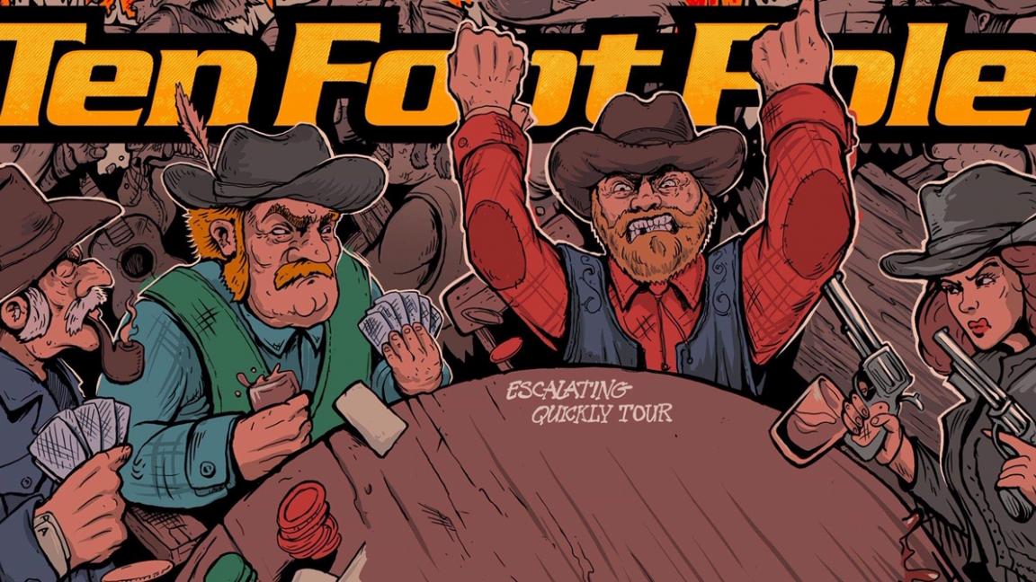 Hors Série : Ten Foot Pole