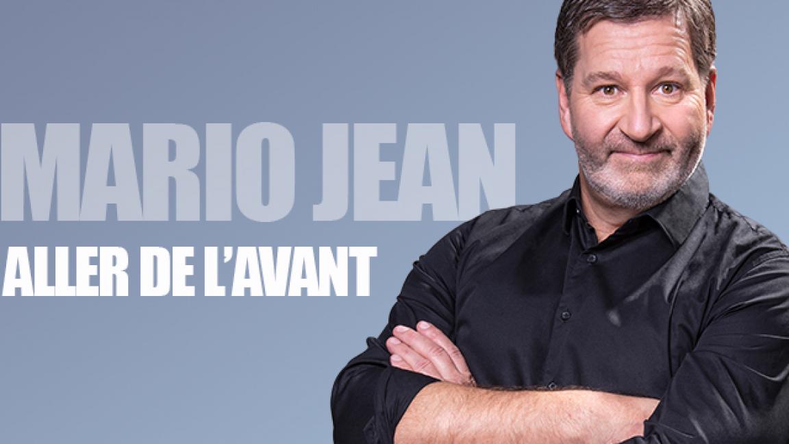 Humour: Mario Jean