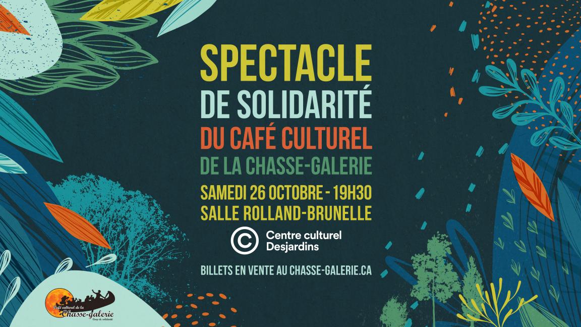 Spectacle de Solidarité
