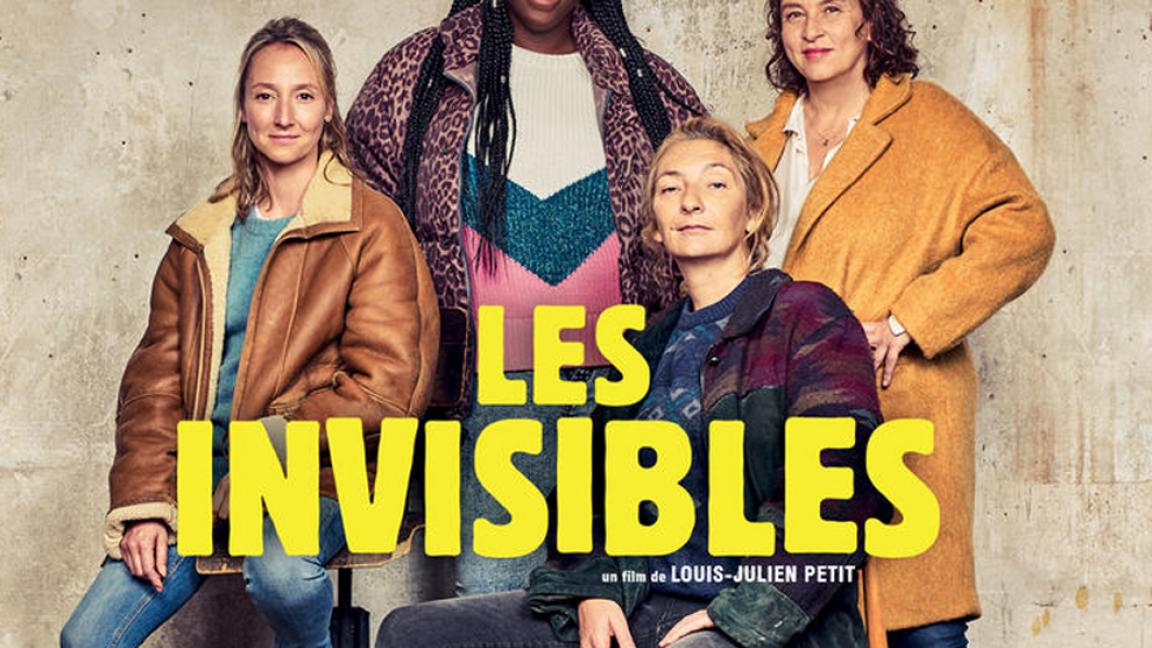 Café-ciné : Les Invisibles