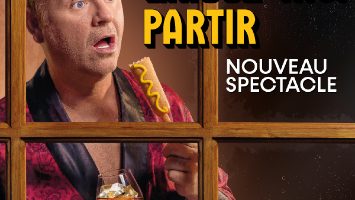 Humour : Dominic Paquet