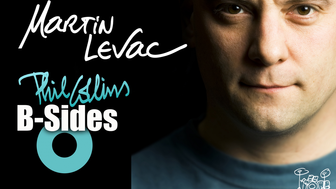 Série Hommage : Martin Levac - Phil Collins B-Sides