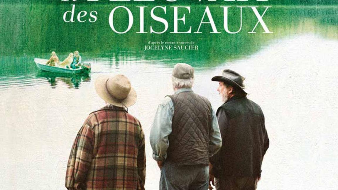 RELOCALISÉ - Café-ciné : Il pleuvait des oiseaux