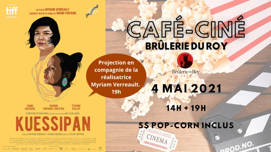 Café-ciné : Kuessipan