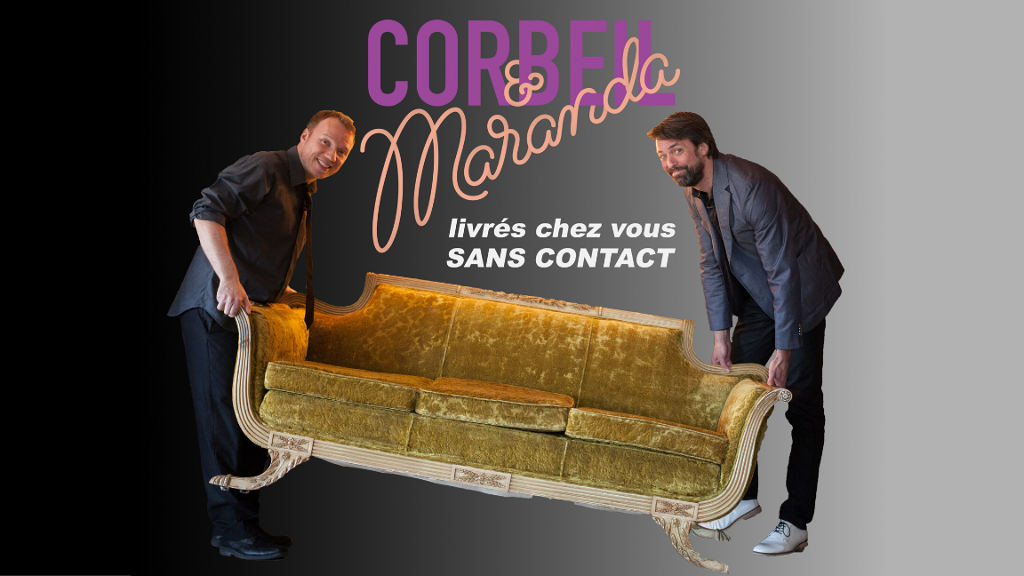 Cafe Culturel De La Chasse Galerie Presents Corbeil Et Maranda 4 September 2020 Thepointofsale Co Id