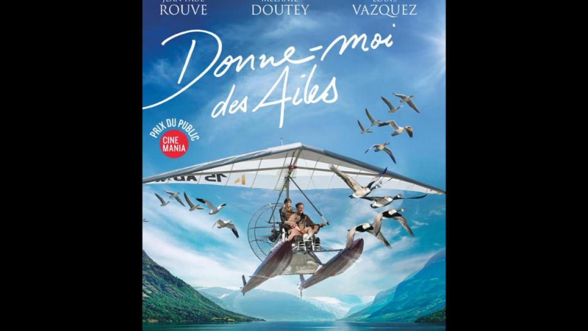Café-ciné : Donne-moi des ailes