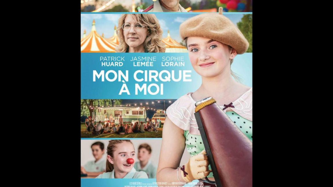 Café-ciné : Mon cirque à moi