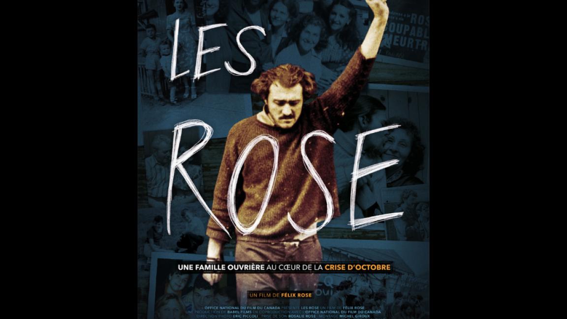 Café-ciné : Les Roses
