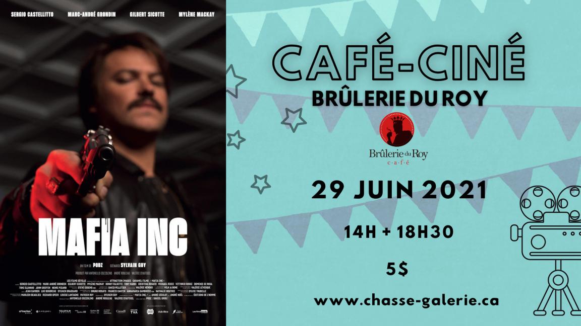 Café-ciné : Mafia Inc.