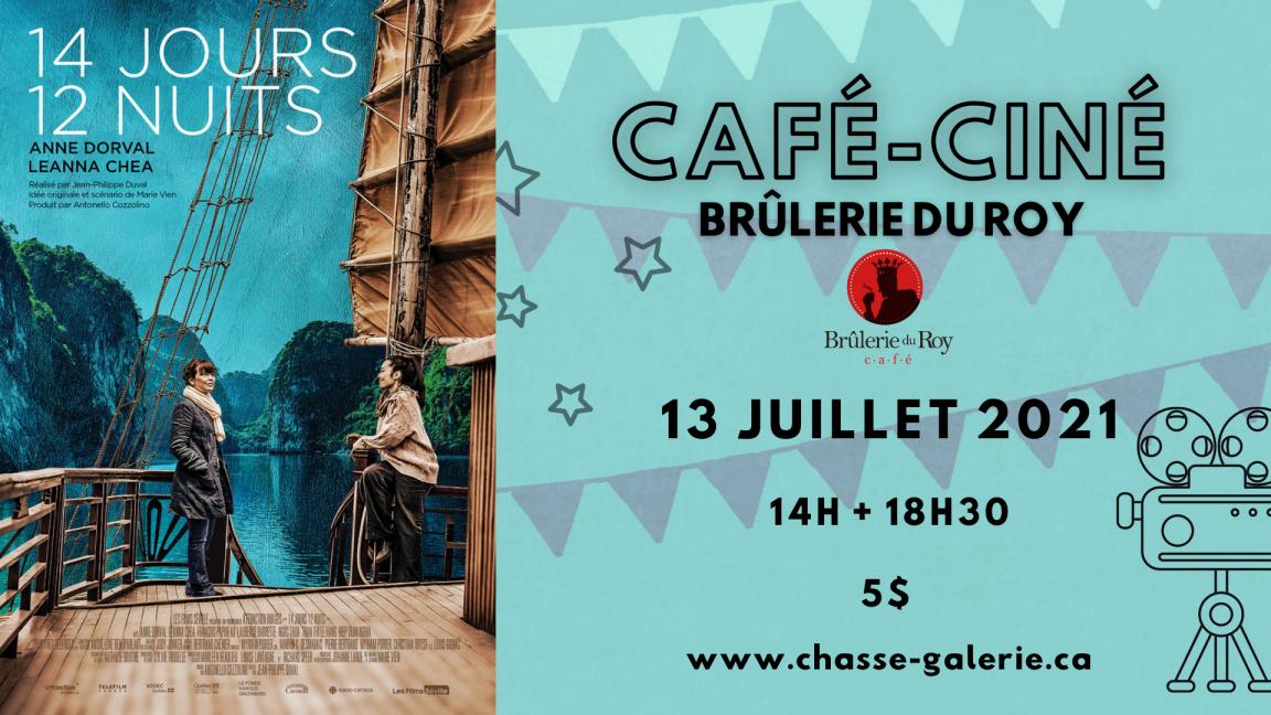 Café-ciné : 14 jours 12 nuits