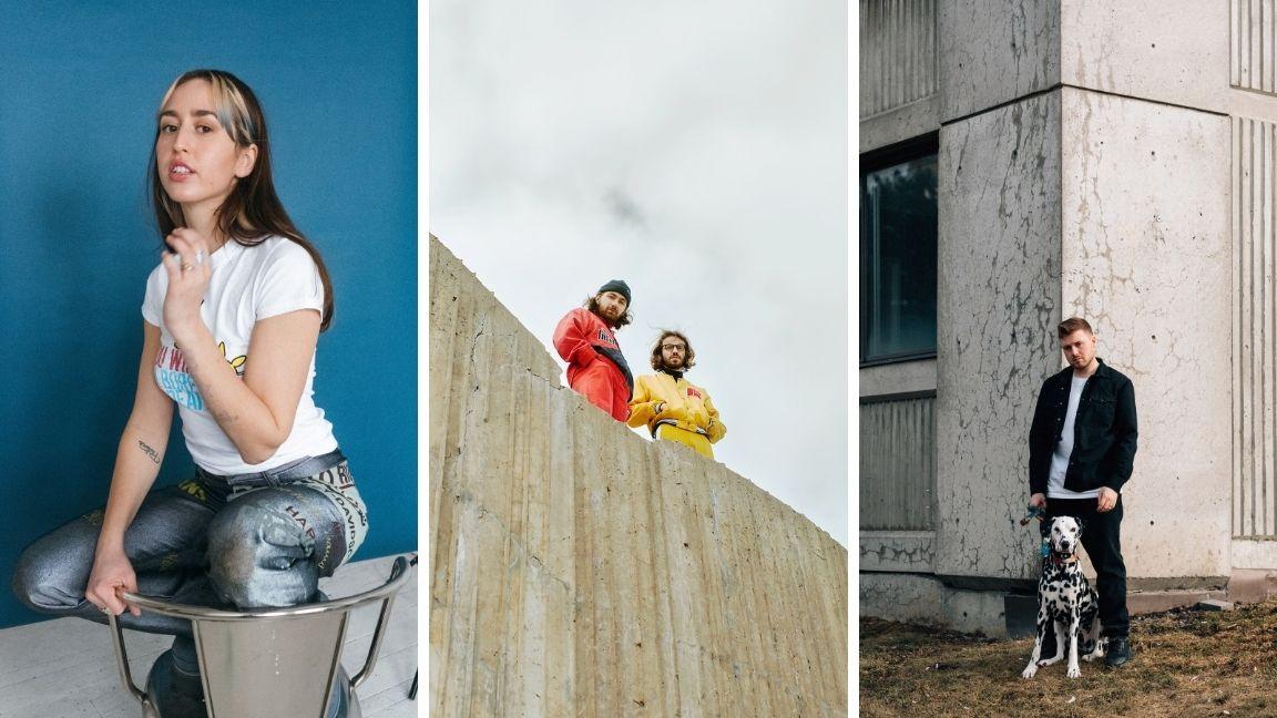 Rythmes et déconfinement // Kirouac & Kodakludo + Vendou + Emma Beko en WEBDIFFUSION