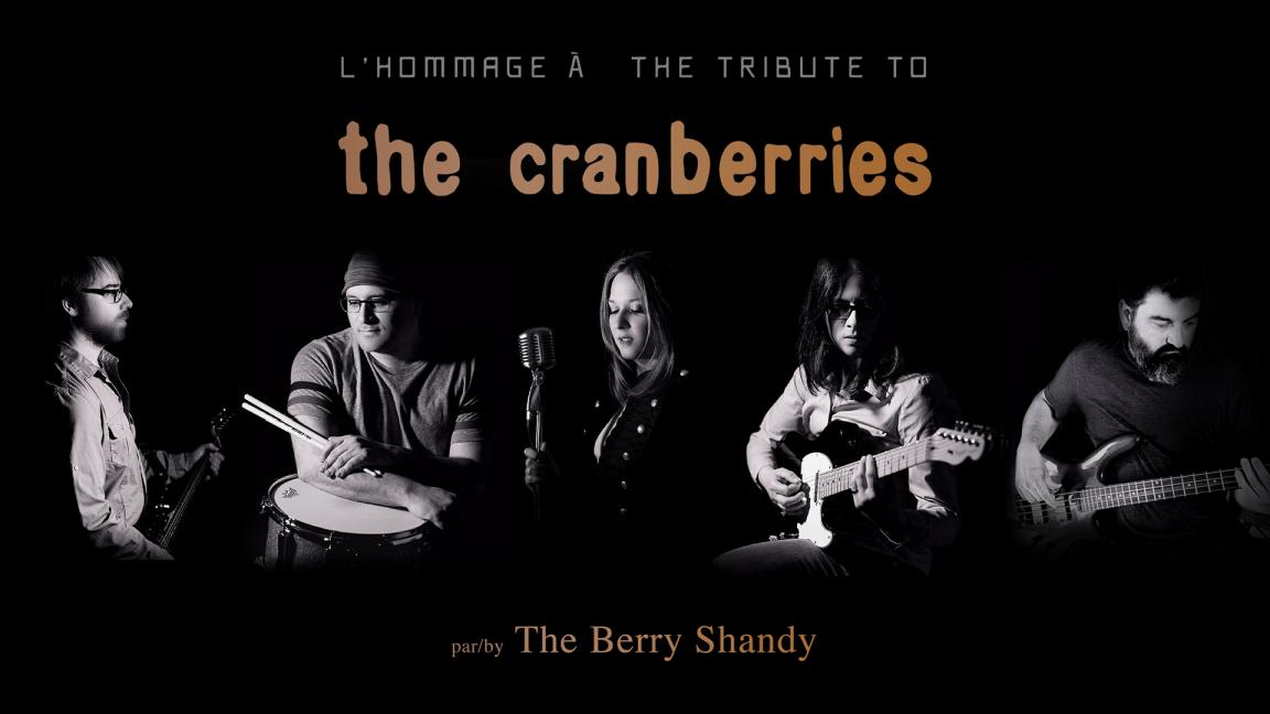 Jeudis FoodROCK: Hommage à The Cranberries