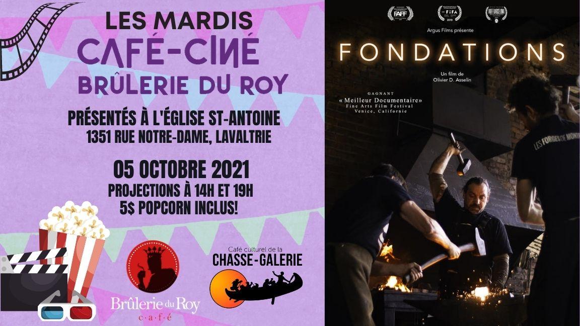 Café-ciné : Fondations
