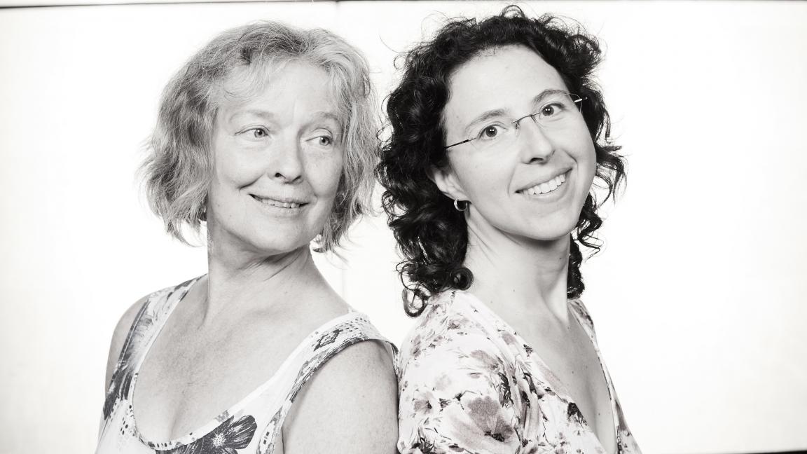 VIRTUEL - Série Prestige : Marianne Trudel & Karen Young chantent Joni Mitchell
